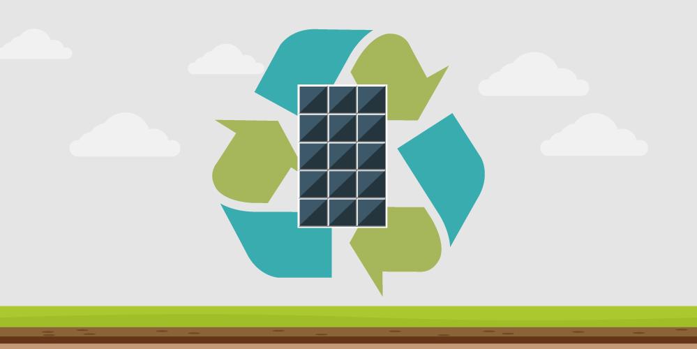Al via progetto recupero materie prime da pannelli fotovoltaici a fine vita