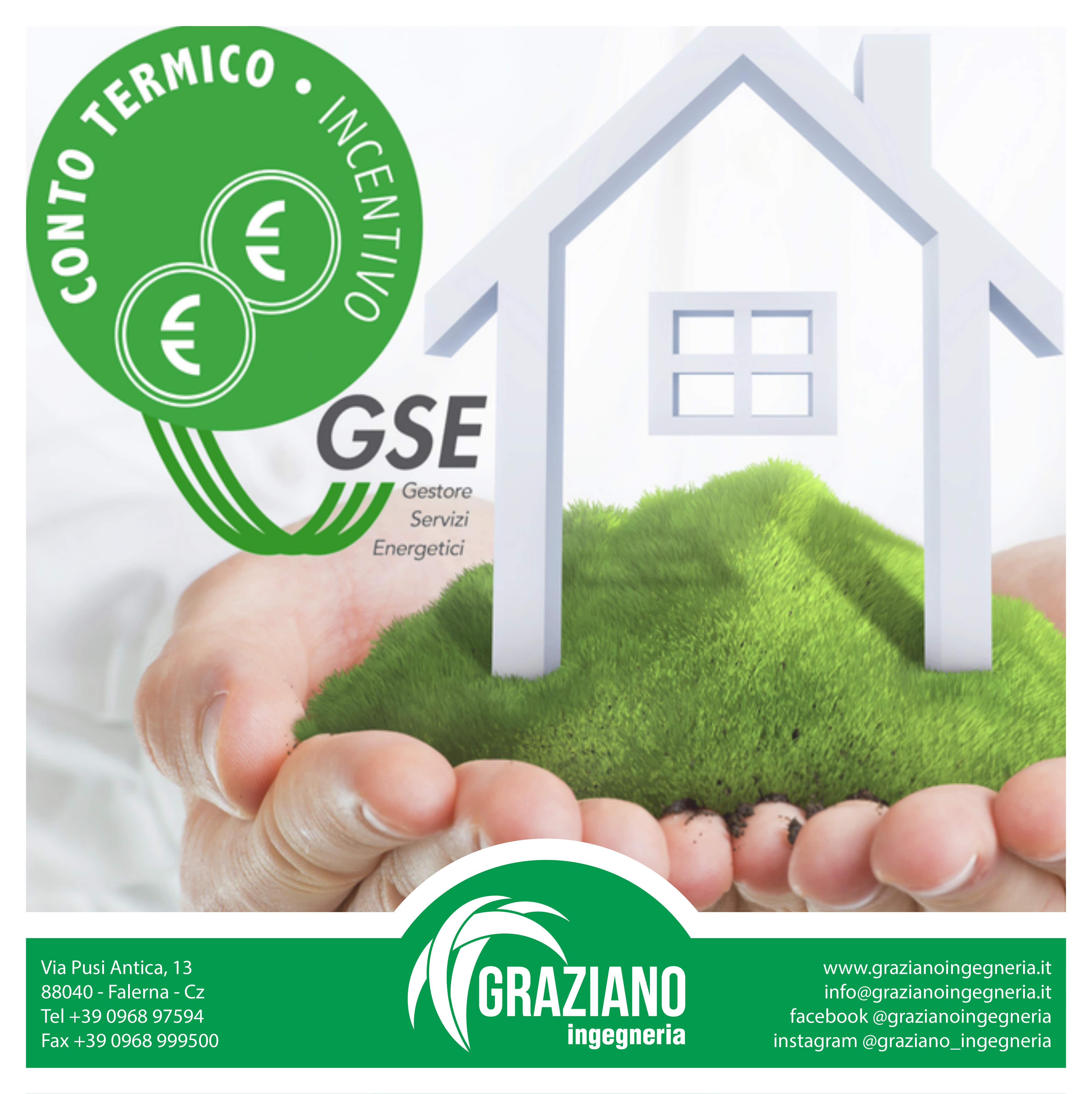 L'efficienza energetica passa dalla Graziano Ingegneria