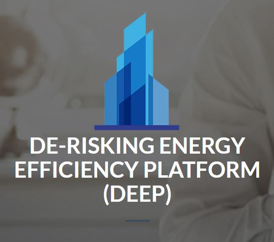 DEEP, una banca dati per far crescere l'efficienza energetica