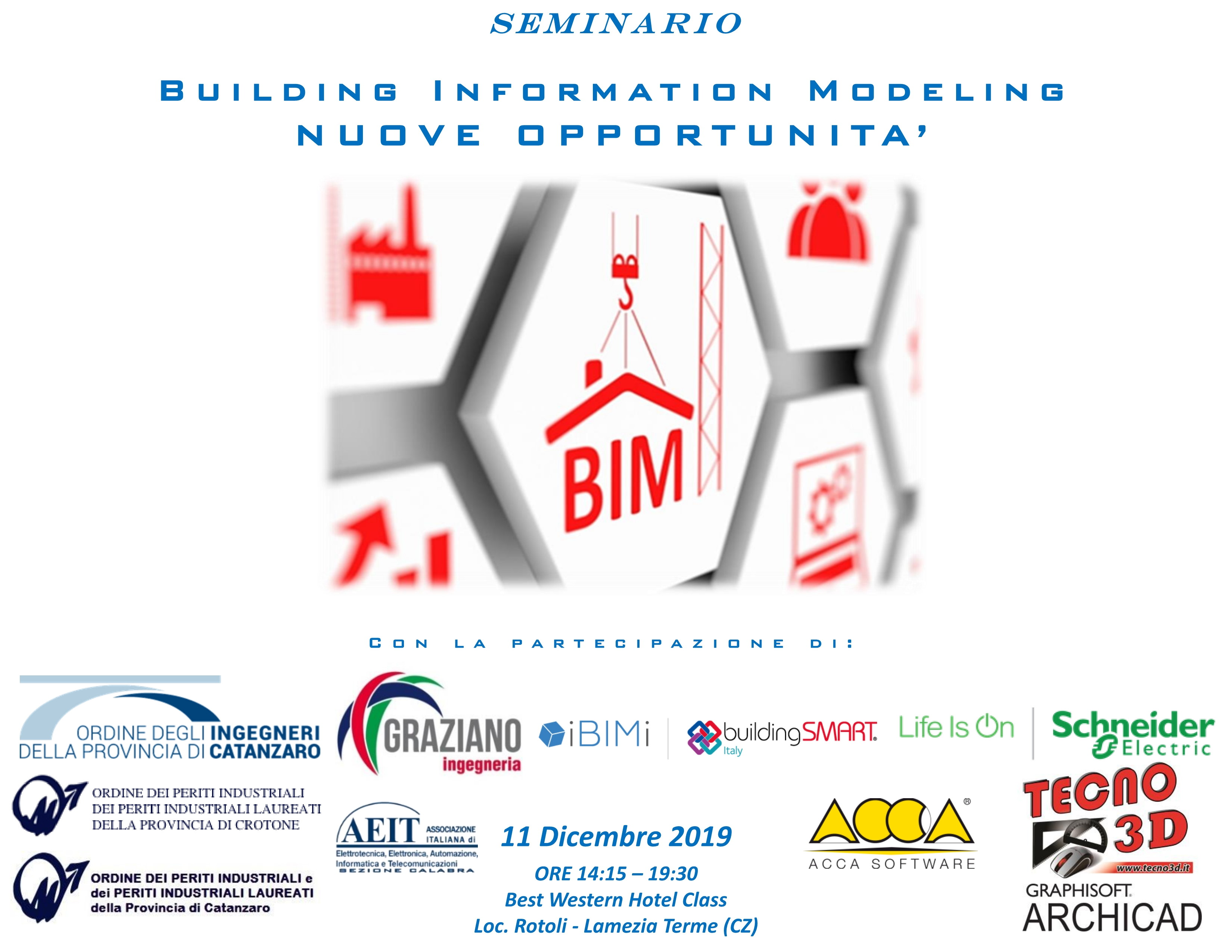 Building Information Modeling - Nuove opportunità