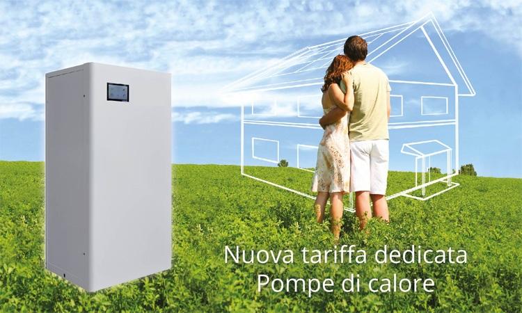 Pompa di calore, quanto consuma e come cambia la spesa con la nuova tariffa
